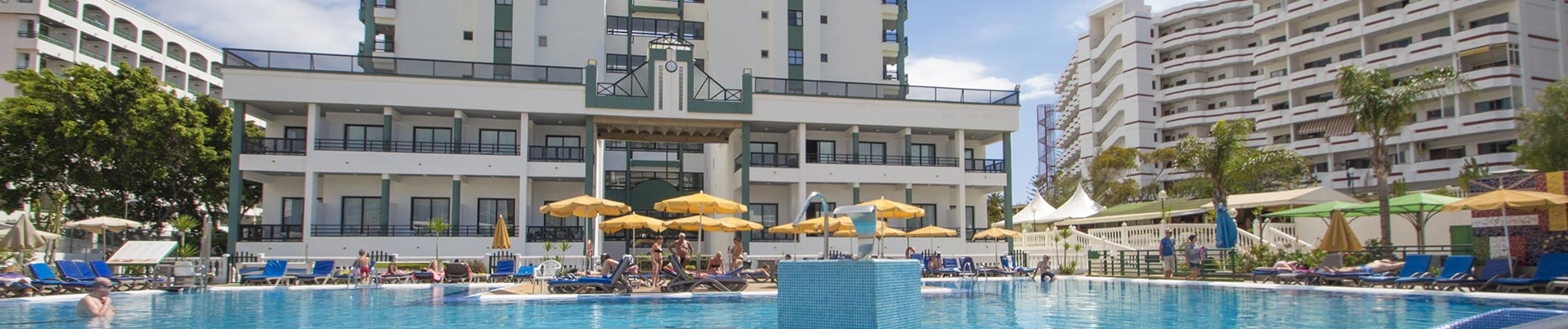 hotel green field playa del ingles