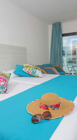 hotel green field estudio estandar