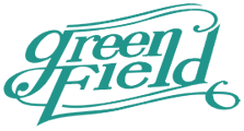 hotel green field logo